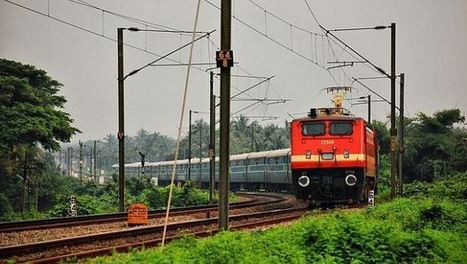 Indian Railways Plans To Supply Power To Coaches With Solar Panels | CleanTechnica.com | Sustain Our Earth | Scoop.it