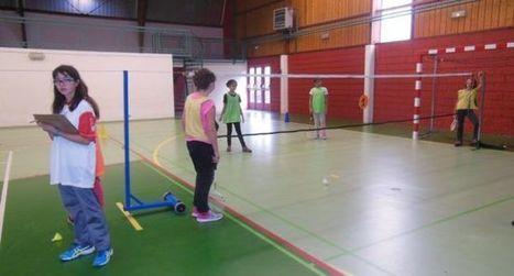 Journée du sport scolaire au collège Jean-Jaurès | CDI collège Cransac | Scoop.it