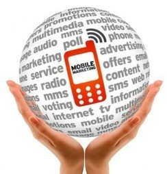 Mobile Marketing Projected to Drive $400B in Sales by 2015 | Mobile Marketing Watch | Solutions for a Mobile World | Scoop.it