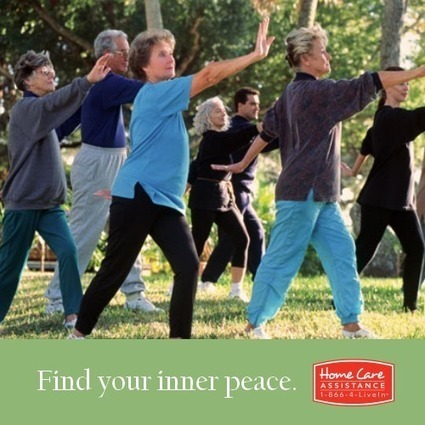 Tai-Chi: A Timeless Tool for Longevity   Arlington HCA BlogArlington HCA Blog   Home Care Assistance   Scoop.it