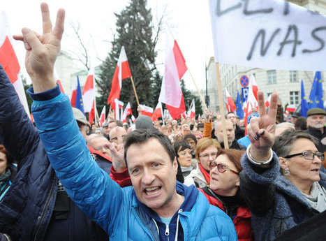 Worries Mount In Poland As Parliament Moves To Upend Checks And Balances | Social Studies 30 | Scoop.it