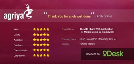 Agriya gets another 5 star review | How Agriya Flippa Clone Script popular? | Scoop.it