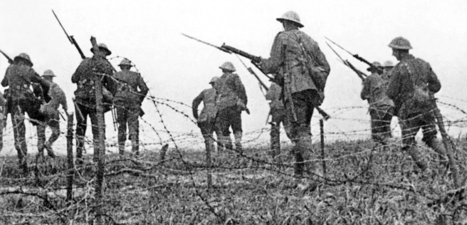 World War One: A potted history - Lancashire Telegraph | Year 12 History Unit 3 | Scoop.it