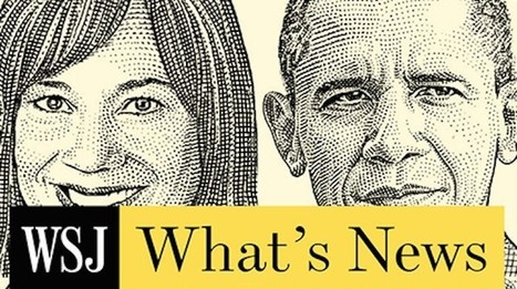 The Wall Street Journal is targeting its loyal subscribers with its new news digest mobile app | NiemanLab | Big Media (En & Fr) | Scoop.it