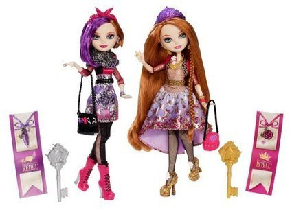 Ever After High Holly O'Hair and Poppy O'Hair Doll | movies and gaming and shows | Scoop.it
