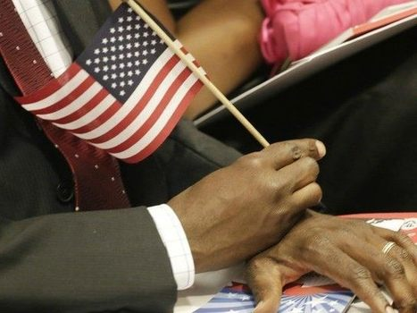 Obama Invites 18.7 Million Immigrants to Avoid Oath of Allegiance, Pledge to Defend America | Terrorists | Scoop.it
