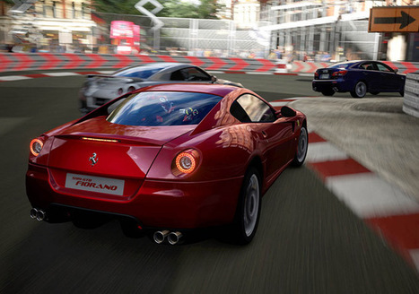 'Gran Turismo' The Latest Car Based Videogame Getting Turned Into A Movie - Indie Wire (blog) | Gran Turismo 6 | Scoop.it