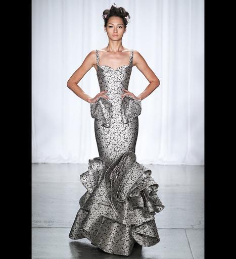 Les robes les plus spectaculaires de la Fashion Week - Glamour   Mode   Scoop.it