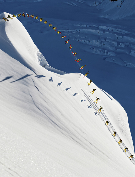 Adrenaline-Pumping Photos From Some of the World's Biggest Thrill-Seekers | Inspiration | Scoop.it