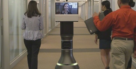 iRobot Ava 500 'bot offers pricey telepresence | leapmind | Scoop.it