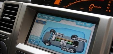 La voiture à hydrogène : l'avenir des transports « propres » ? | Le flux d'Infogreen.lu | Scoop.it