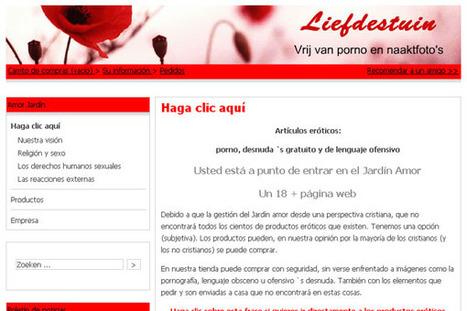 Ex sacerdote crea sex shop online exclusivo para cristianos   Reflejos   Scoop.it