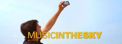 """Air France lance son application musicale """"Music in the sky''   Curiosité Transmedia & Nouveaux Médias   Scoop.it"""