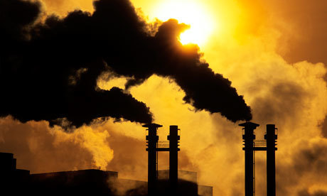 Worst ever carbon emissions leave climate on the brink | UtopianDynamics | Scoop.it