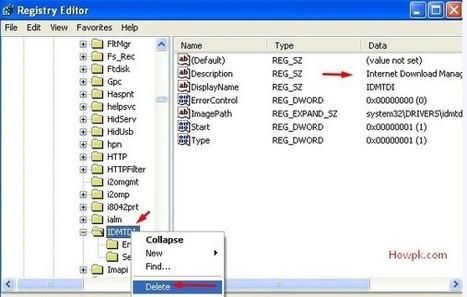 Extend or reset IDM trial Period In windows XP, 7, 8 | HowPk | Howpk | Scoop.it