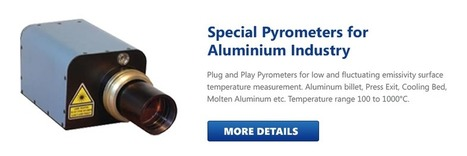 Get all types of Pyrometer from Accurate Sensors Technologies | Pyrometer | Scoop.it
