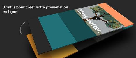 8 outils pour créer votre présentation en ligne | WebDesignWeb | Web mobile - UI Design - Html5-CSS3 | Scoop.it