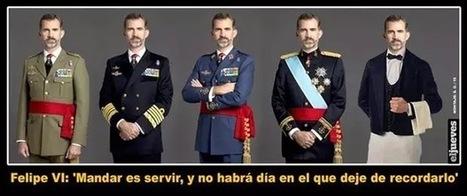 CONTEXTOS - Blog de Carlos Penedo: Felipe VI arranca año, y reinado, de uniforme | Militares africanistas | Scoop.it
