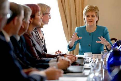 Nicola Sturgeon is the only credible leader left in British politics after Brexit vote | My Scotland | Scoop.it