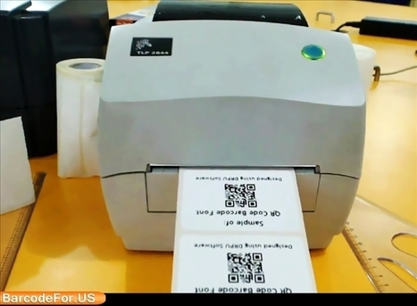 Process of Thermal Printer | Barcode Software | Scoop.it