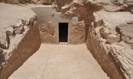 Lost Egyptian tomb in Luxor 'rediscovered' | The Archaeology News Network | Kiosque du monde : Afrique | Scoop.it