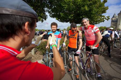 Anjou Vélo Vintage | En 2012, Anjou Vélo Vintage revient à Saumur ! | Balades, randonnées, activités de pleine nature | Scoop.it
