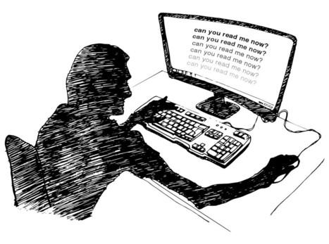 How the Web Became Unreadable | Kool Look | Scoop.it