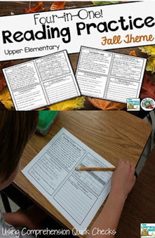 The Literacy Nest: Using Quick Comprehension Checks | Cool School Ideas | Scoop.it