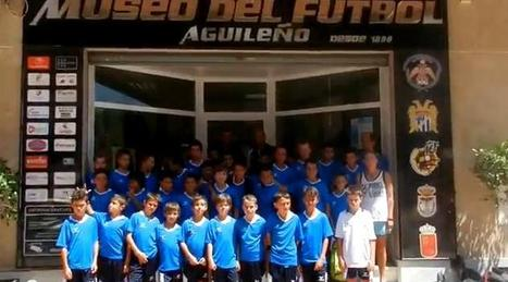 Visit at Águilas Football Museum   Águilas Soccer School - Spain   Scoop.it