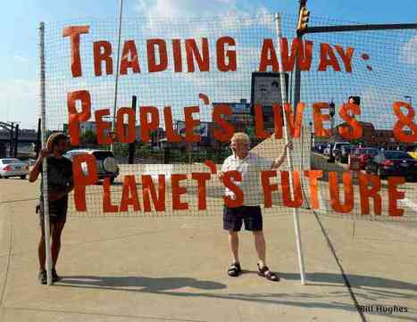 Tell USTR Stan McCoy To Stop Trading Away Lives For Profits In The TPP ← Flush the TPP! | Federal Politics | Scoop.it