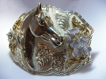 Cowboy Saddlery : Custom Silver | Western Lifestyle | Scoop.it