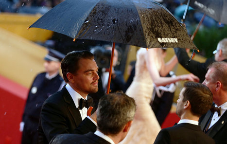 At Cannes Film Festival, Ducking Rain and Competition | Cannes Film Festival | Scoop.it