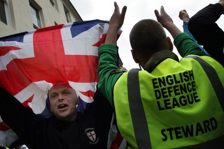 Police promise ring of steel for EDL march in Newcastle | The Indigenous Uprising of the British Isles | Scoop.it