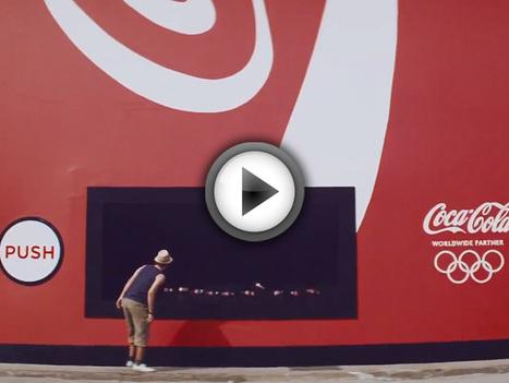 Coca-Cola a vu GRAND   Communication-publicite   Scoop.it
