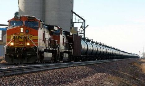 Feds: Oil train details not security sensitive | Sustain Our Earth | Scoop.it