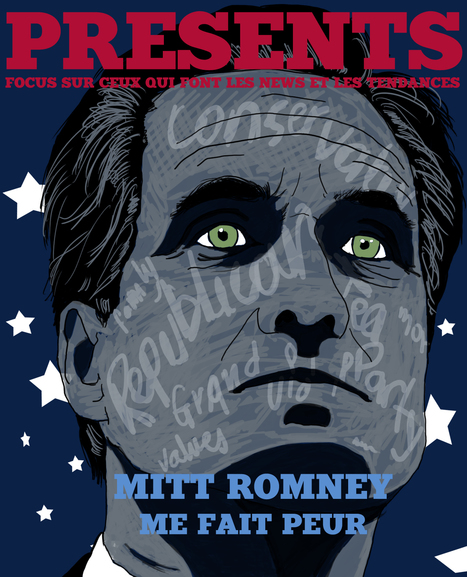 Mitt Romney me fait peur   Creative Art Moodbook   Scoop.it
