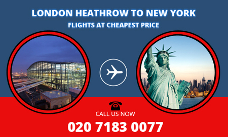 Cheap Flights to New York | Cheap flights tickets from London | Scoop.it