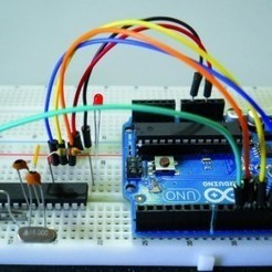 Arduino ISP (In System Programming) and stand-alone circuits | Open Source Hardware News | Scoop.it