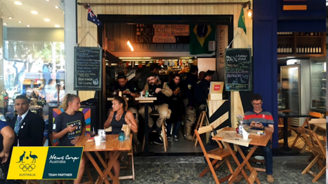Olympics photographer has $40,000 worth of gear stolen in 10 seconds from a cafe in Rio - DIY Photography   Amateur Photographer   Scoop.it