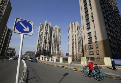 China home prices grow faster in April despite tightening in big cities | Business Video Directory | Scoop.it