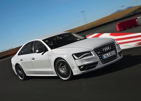 La limousine sportive S8 dans un nouvel essai « 4anneaux.fr – Blog d'actualités et essais Audi dans les yeux d'un passionné | Luxcars-Services Luxembourg | Scoop.it