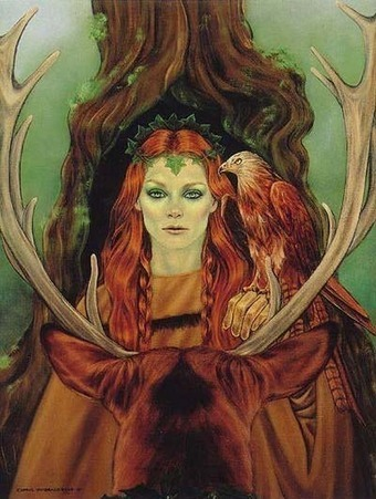 Rhiannon's Grove ~ Celtic Deities ~ Brigid | ancient british traditions | Scoop.it
