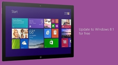 Windows 8.1: where to download it and why you want it | FEED THE WORLD | Scoop.it