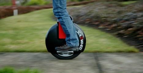 Solowheel, le monocycle électrique | Veille_Strategique - tourisme insolite | Scoop.it