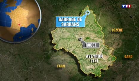 Vidange du barrage de Sarrans : Les vidéos de TF1 | Vivement nos vacances ! | Scoop.it