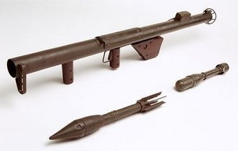 Bazooka   Technology and Warfare By Thoshaniq Herriford   Scoop.it