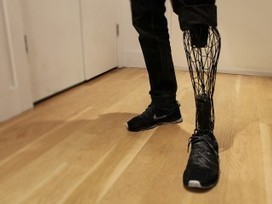 3-D Printed Prosthetics For A Sci-Fi Warrior | 3D Virtual-Real Worlds: Ed Tech | Scoop.it