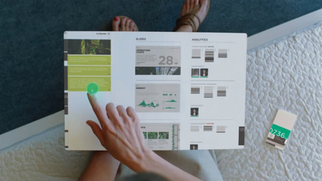 Microsoft Video Envisions a Touch-Based Future | Inspiring brand content & the web | Scoop.it