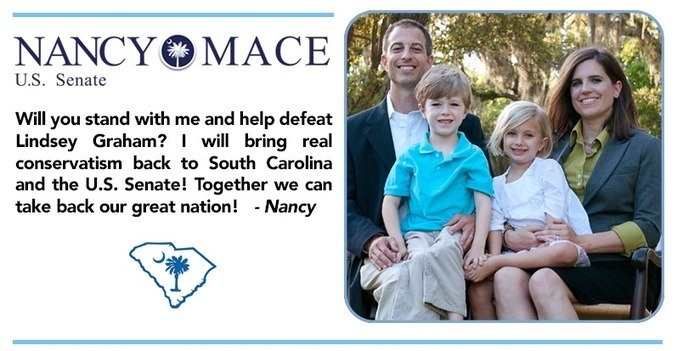 Vote for Nancy Mace South Carolina, a Real Conservative