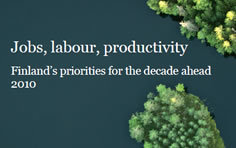 Jobs, labour, productivity: Finland's priorities for the decade ahead | Finland | Scoop.it